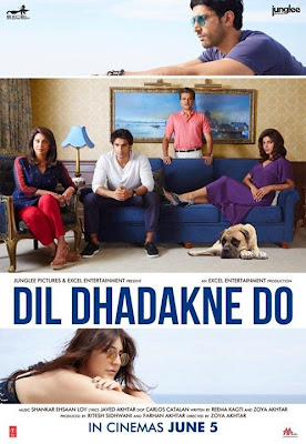 Dil Dhadakne Do 2015 Official Trailer 720p HD Free Download And Watch Online at FullMoviez