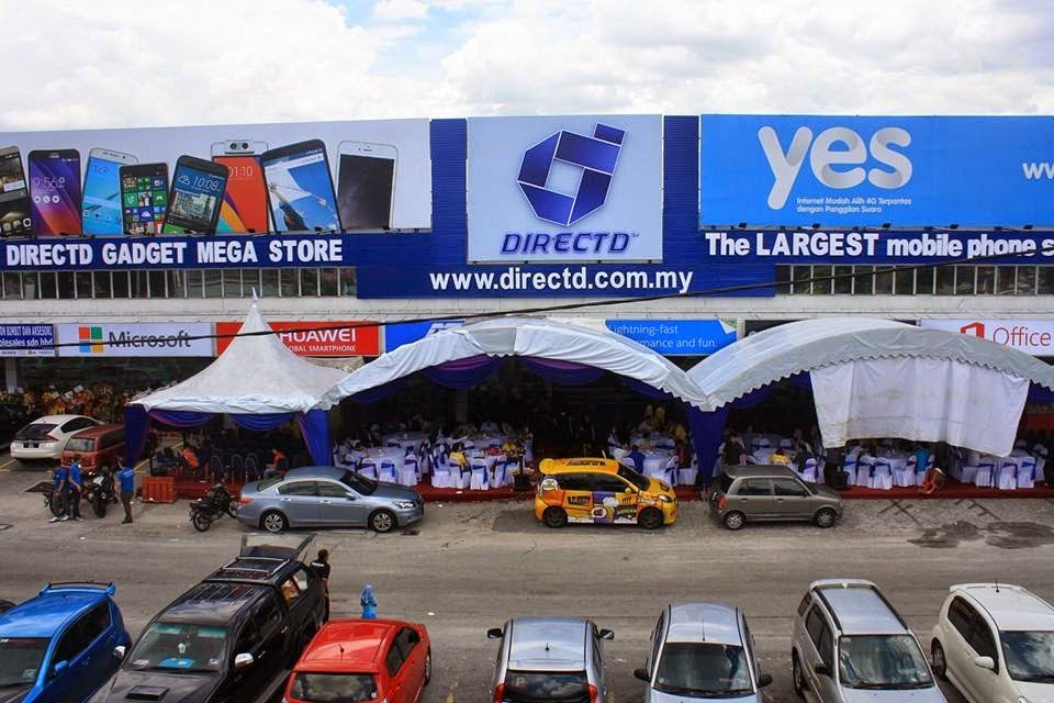 Directd gadget mega store grand opening feeqsays established in 2013 directd is the consumer retail arm of extrovest group who has been in the local industry since 1999 as suppliers ao mobile phones and sciox Images