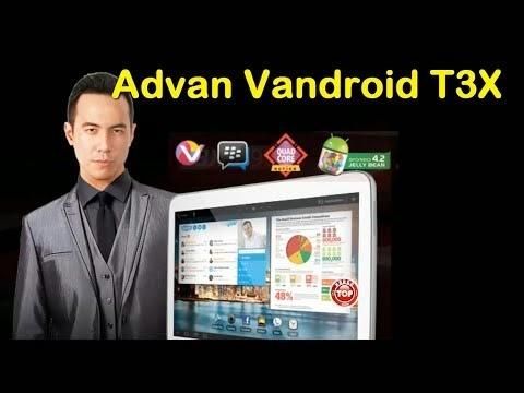 harga dan Spesifikasi Advan Vandroid T3X