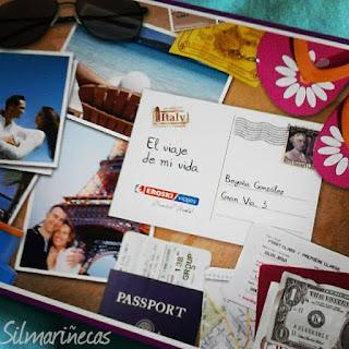cheque regalo de Viajes Eroski