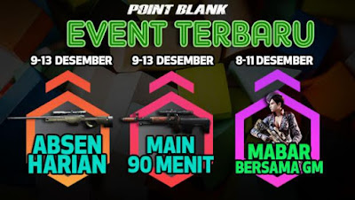 Event Point Blank PB Terbaru
