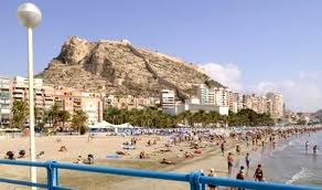 imagesCAP9TO6Q Alicante – a nicest place for enjoying holiday