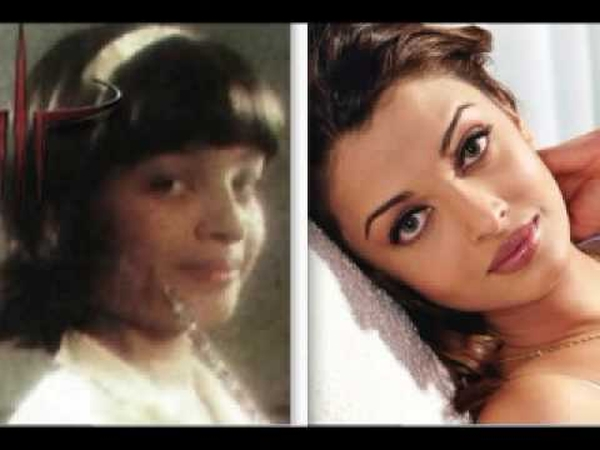 Aishwarya Rai Plastic Surgery Before and After Nose Job ...
