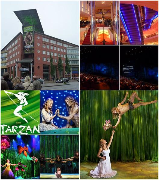 Tarzan Musical Hamburg