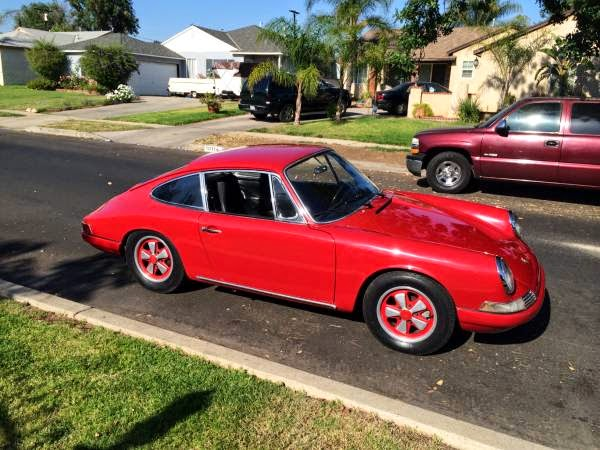 1967 Porsche 912 For Sale Buy Classic Volks