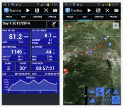 applicazioni neve per android e iphone