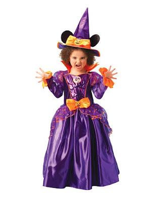 DISFRACES - Minnie Mouse bruja con sombrero : Disfraz  Rubie's | Carnaval - Halloween | Comprar en Amazon España