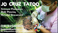Jó Cruz Tatoo Tatuagem Permanente