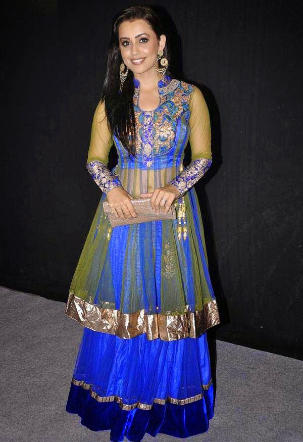 Esha Kansara At The Star Parivaar Awards 2014