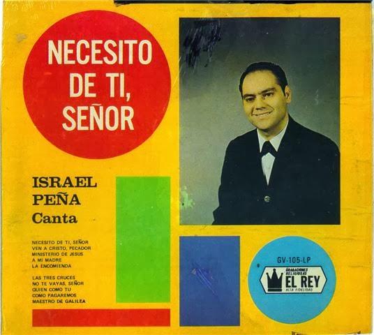 Israel Peña-Necesito De Ti,Señor-