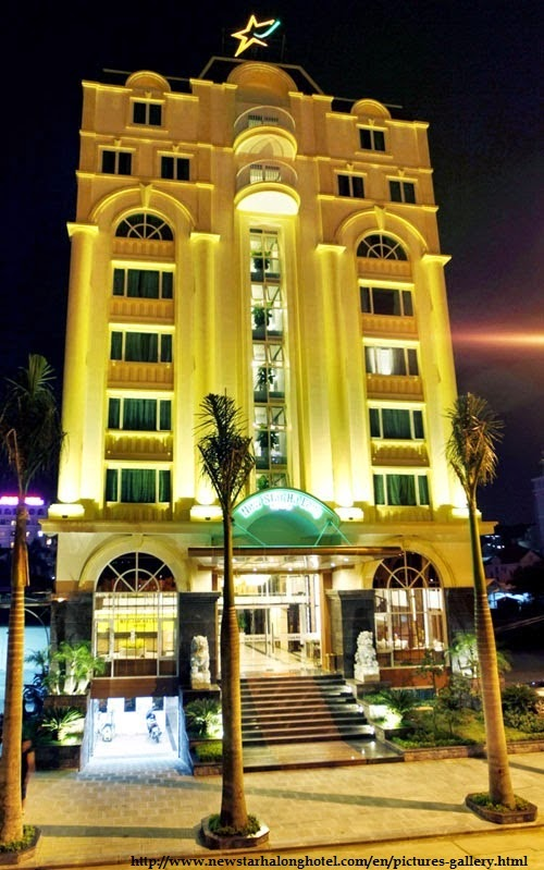 New Star Ha Long Hotel - Ha Long