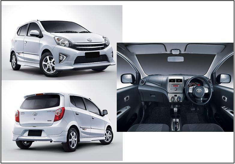 Gambar interior mobil toyota agya Terbaru dan Eksterior detail
