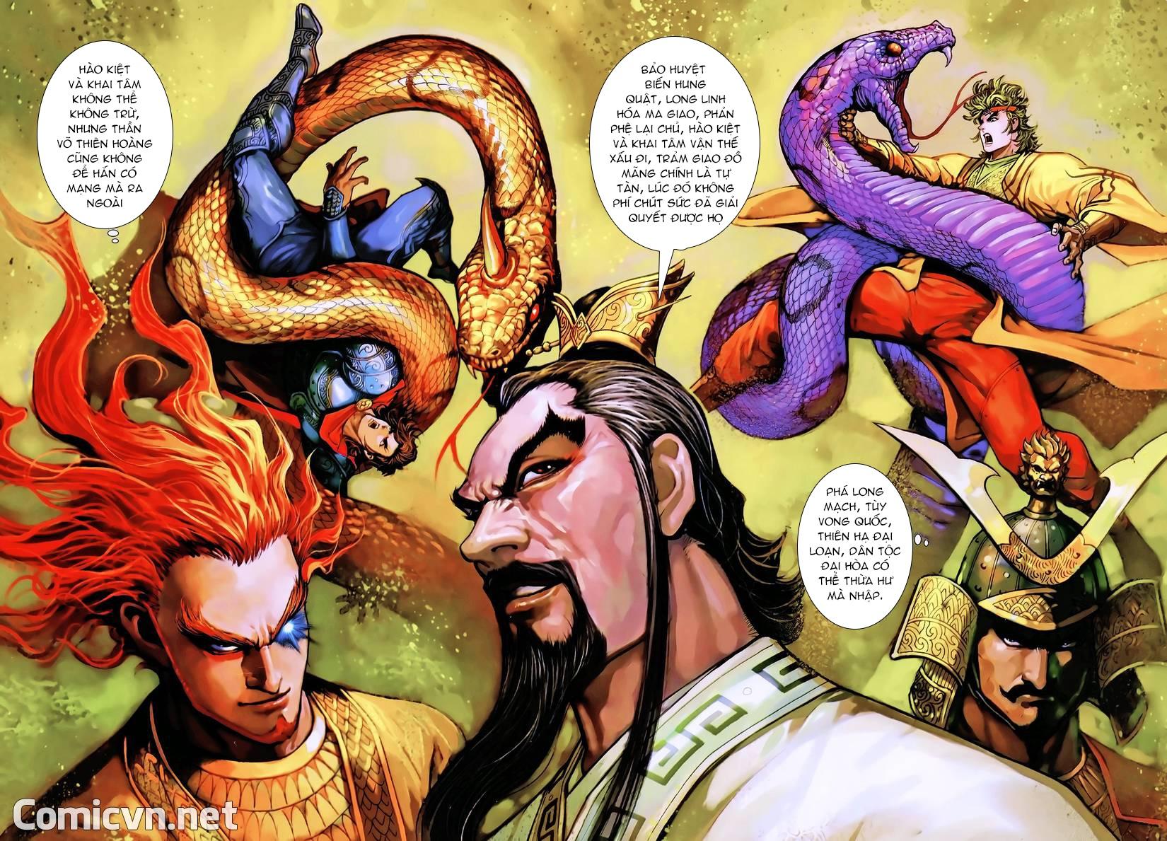 Thần binh huyền kỳ 3 - 3.5 tập 172 - 18