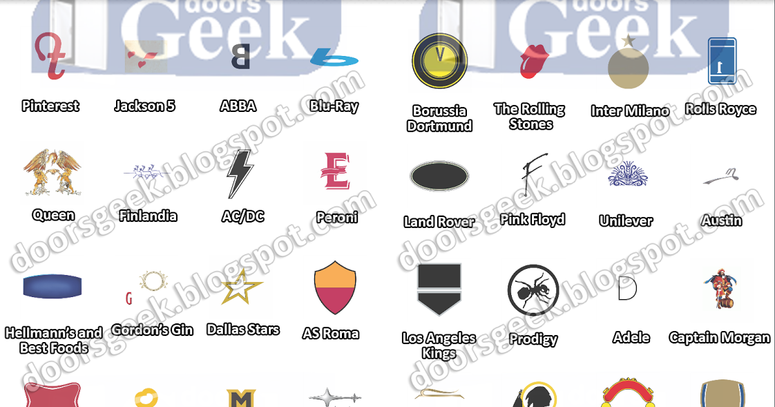 Logo Quiz [Expert Mode] Level 10 Answers