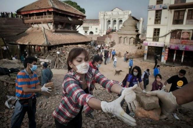 Nepal Diguncang Gempa Lagi