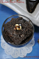 Ultra Easy Chocolate Bread Pudding