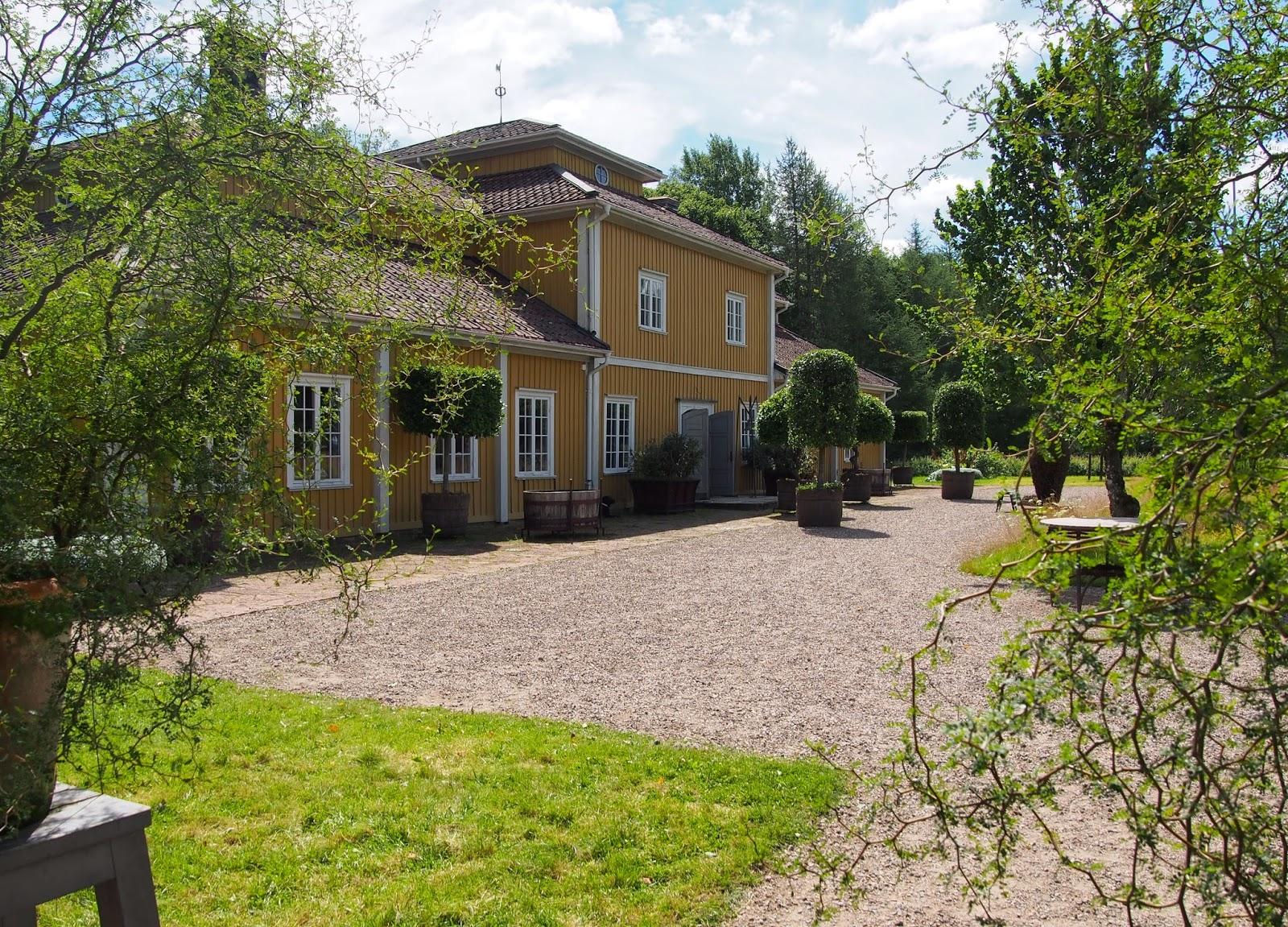 Tage Andersen's Gunillaberg in Sweden