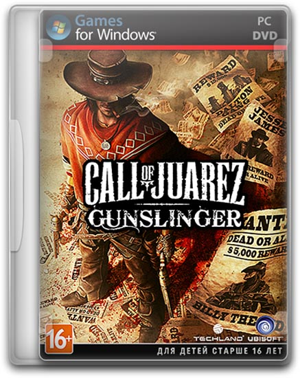 Call of Juarez: Gunslinger PC game 2013 RePack