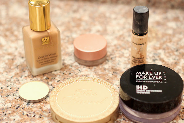 parlor girl winter beauty regime products