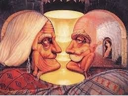 Imagen doble sentido