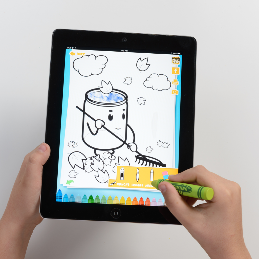 Toddlers To Kids Of All Ages Will Enjoy Coloring With Painting Lulu You Can Order Your Own On Amazon
