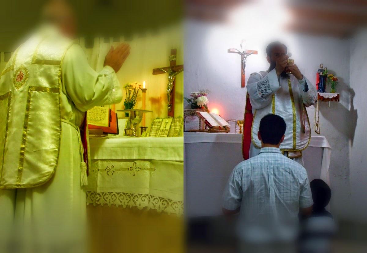 Santa Misa en San Luis