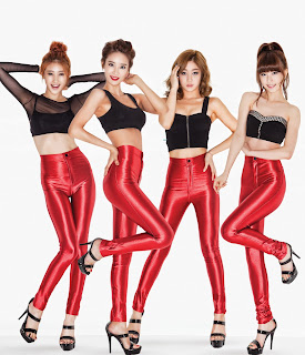 Nine Muses Maxim Korea Pictures