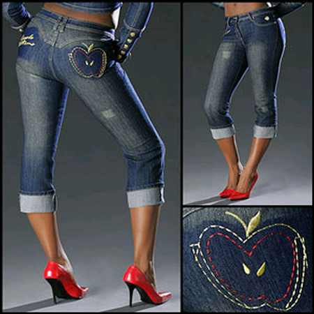 Womens Apple Bottom Jeans