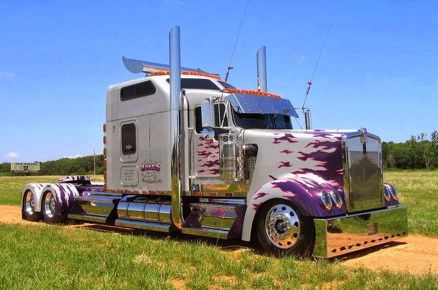 Truck Drivers U.S.A : The Best Modified Truck vol.101