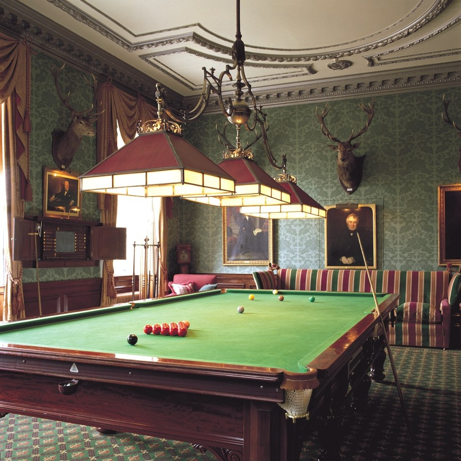 Billiard Rooms: Loveisspeed.......: Beautiful Brocket Hall, England