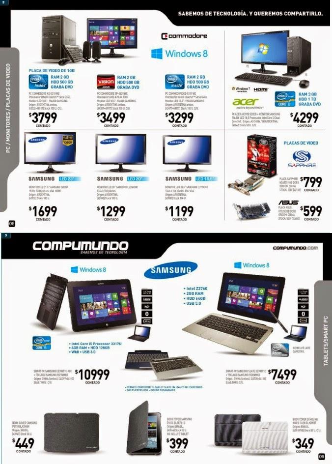 Catalogos Online Catalogo Compumundo Junio 2014