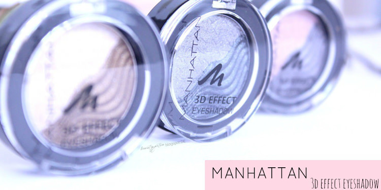 MANHATTAN Farbrausch 3D Effect Eyeshadow