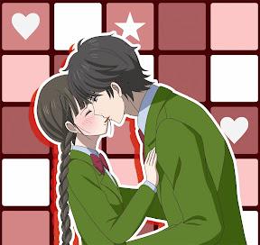 RDG Red Data Girl Kiss