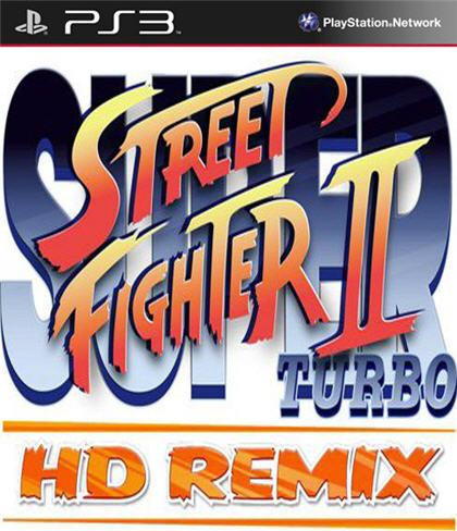 Super Street Fighter II Turbo HD Remix PSN PS3