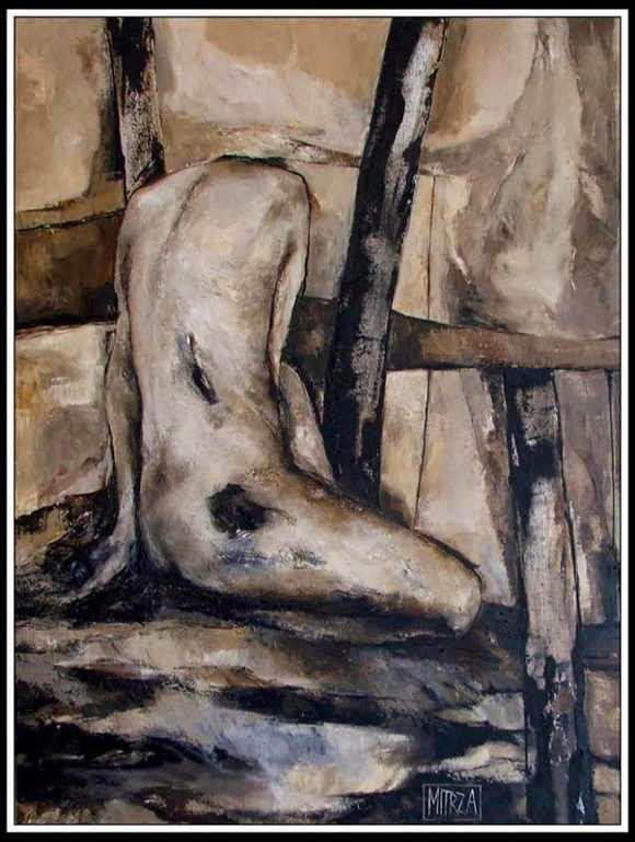 Magdalena Galecka Mitrza Artwork