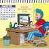 Datas Comemorativas do Mês de Agosto com a Turma da Mônica.