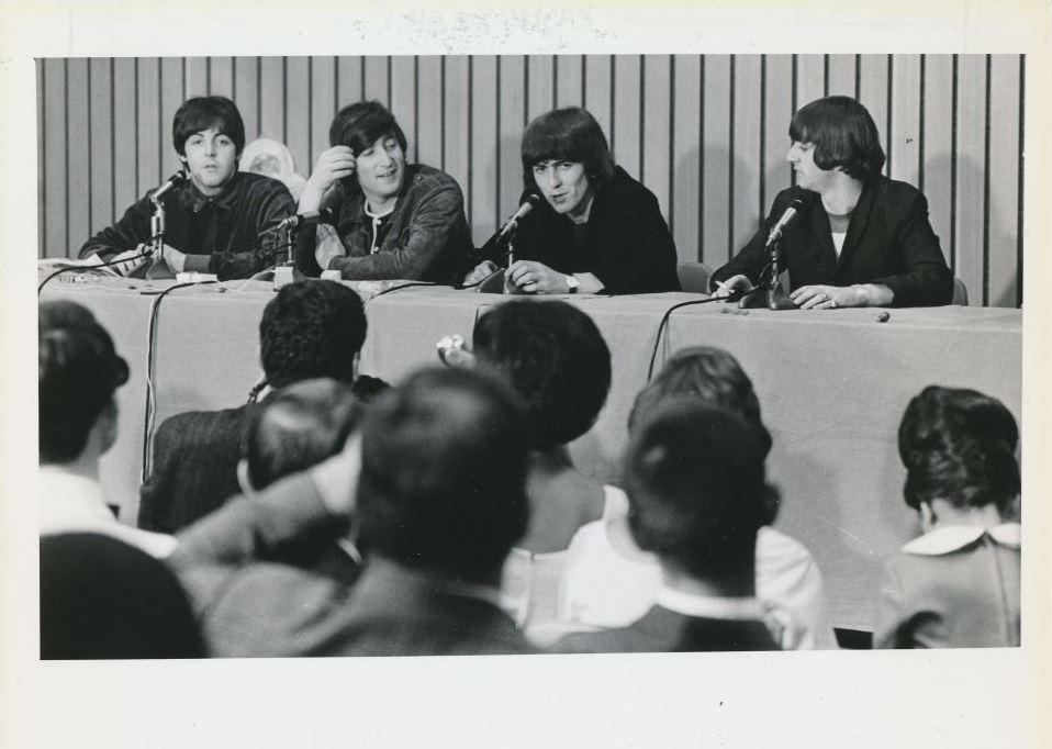 Meet The Beatles For Real Girls That Met The Beatles In