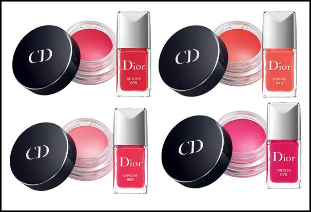 Dior Summer Mix 2013