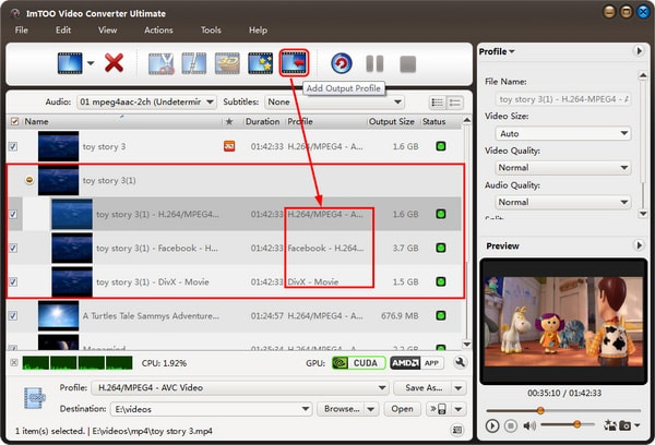 Imtoo video converter ultimate v770 build 20161224 with key tordigger