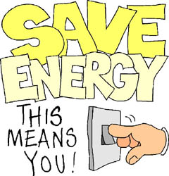 Ways to save power in your home depot