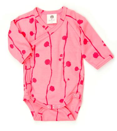 be-green-bebe-pink-baby-onesie