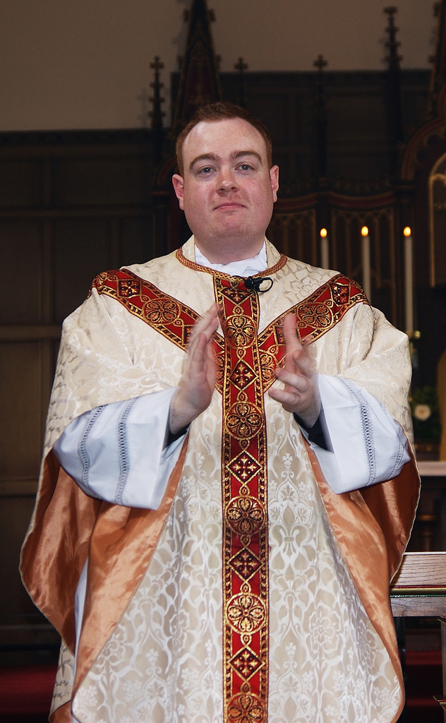 how to become an ordained priest