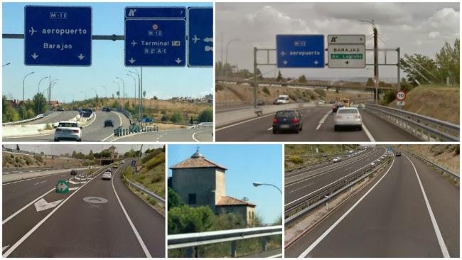 no a la rm 1 c mo llegar a la t4 del aeropuerto madrid