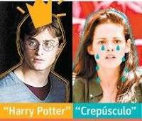 Harry Potter versus Crepúsculo
