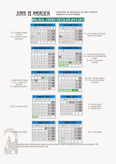 Calendario Escolar 2014-15                                                             MÁLAGA