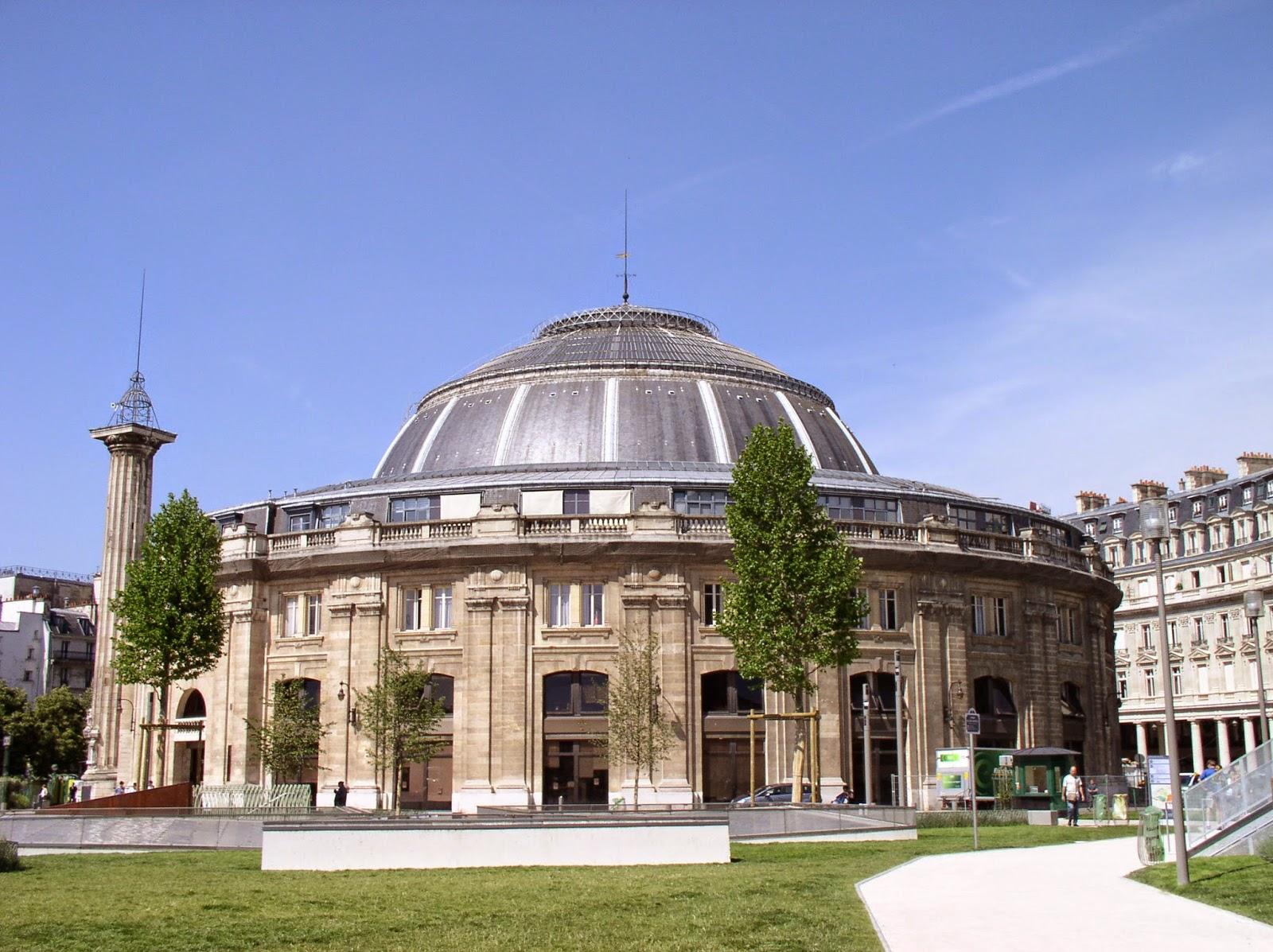 From paris with love glise saint eustache for Chambre de commerce st eustache