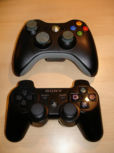 xbox 360 vs. playstation 3 comparison essay