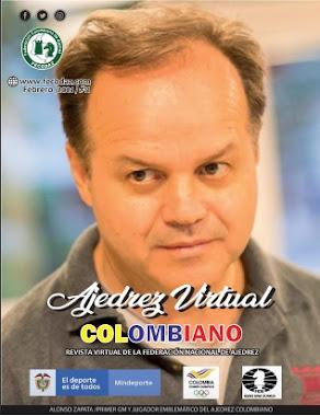 Revista Ajedrez Virtual Colombiano (Dar clic a la imagen)