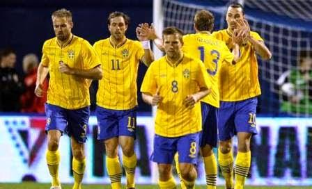 Denmark vs Swedia