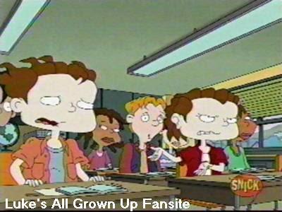 luke s all grown up fansite luke s agu episode guide season 1
